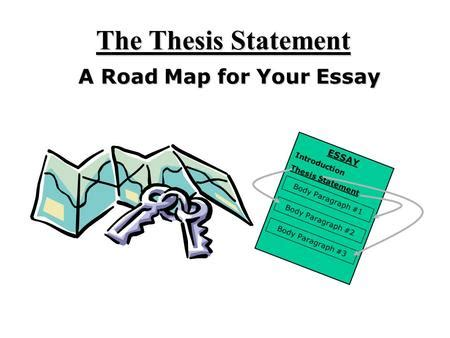 Subject of thesis
